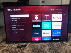 """TCL 43"""" 43S305 1080p Roku Smart LED TV for Sale in New York, NY"""