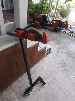 Bell 2 bike hitch rack for Sale in Clackamas, OR