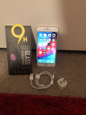 iPhone 6 Plus 16 GB unlocked in excellent condition can be used with any carrier for Sale in Houston, TX