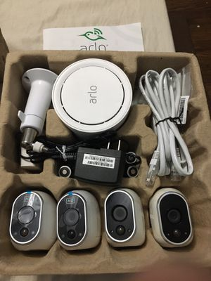 Arlo wireless security system for Sale in Kansas City, MO