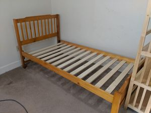 Twin Size Bed Frame for Sale in Queen Creek, AZ