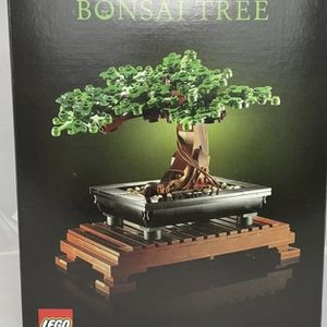 Lego Bonsai Botanical Collection for Sale in Pompano Beach, FL