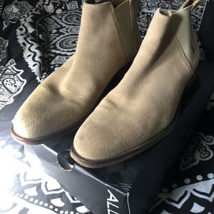 Aldo Vianello Khaki Chelsea Boots for Sale in Stockton, CA