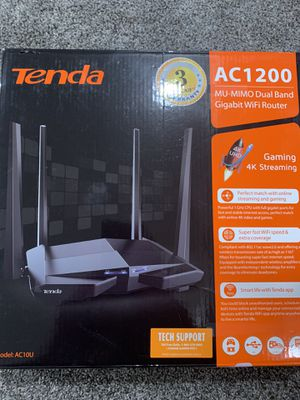 Tenda AC1200 router *Router Only* for Sale in Fontana, CA