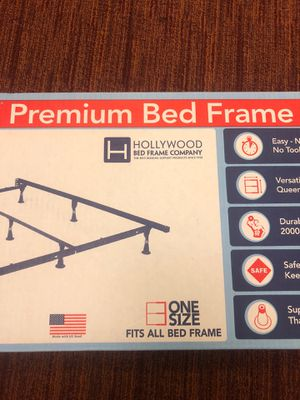 Bed Frame (Twin,Full,Queen,King or Cal King) for Sale in VA, US