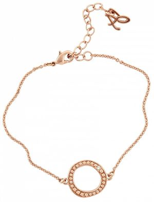 Adore by Swarovski Organic Circle Bracelet - Rose Gold for Sale in Cleveland, OH