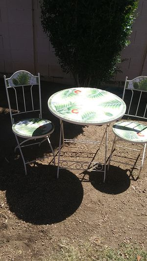 "Decorative antique lawn furniture ""Tea anyone..."" for Sale in Phoenix, AZ"