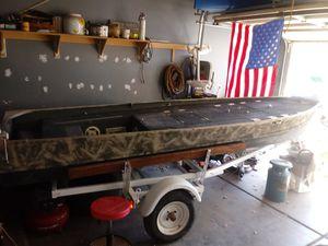 Aluminum boat for Sale in El Mirage, AZ