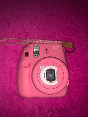 Instax Mini 9 camera for Sale in Santa Maria, CA