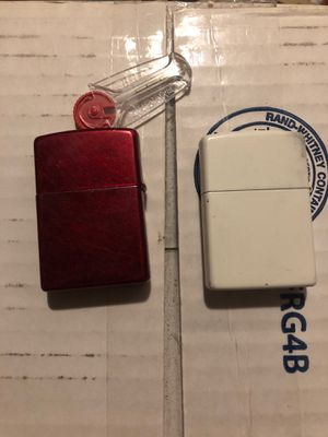 Zippo lighter's for Sale in Cicero, IL