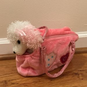 Fancy Pals Dog Plushie With Purse for Sale in Hollywood, FL