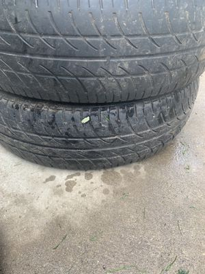 175/70/14 Tires Goodyear Integrity (2) for Sale in Cleveland, OH