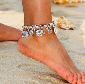 925 Sterling Silver elephant anklet or bracelet for Sale in Houston, TX