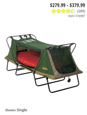Delux Tent Cot for Sale in Greenwood, DE