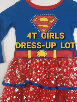 4T Girls Dress-Up Lot for Sale in Tigard,  OR