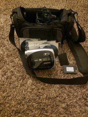 Samsung Digital Camcorder for Sale in Yelm, WA