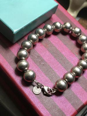 Tiffany & co bracelet 925 for Sale in Adelphi, MD