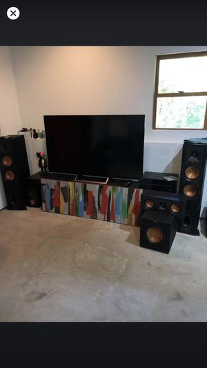 Klipsch Home theater setup for Sale in Acworth, GA