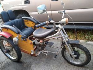 Motorcycle project concept bike for Sale in Downey, CA