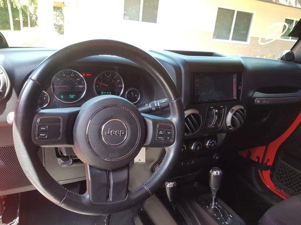 2013 Jeep Wrangler Sport Unlimited goodrich tires, 4x4, soundpower