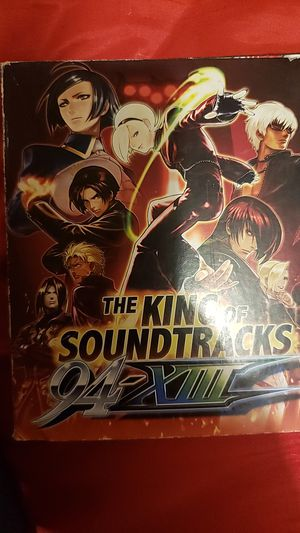 The King of Sound tracks ( king of fighters ) for Sale in Sioux Falls, SD