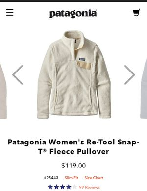 Patagonia womens large for Sale in Oklahoma City, OK