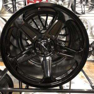 """BLACK FRIDAY SPECIALS 20"""" Staggered Wheels Rims Tires Fit Demon Hellcat Dodge Charger Challenger Package Deals for Sale in Queens, NY"""