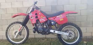 Honda dirty bike 1988 cr 250 motorcycle for Sale in West Covina, CA
