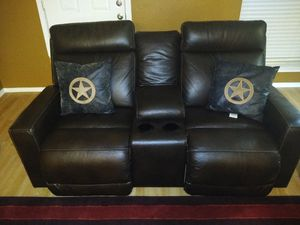 2 reclining couches for Sale in Mesquite, TX