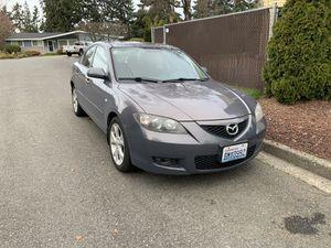 $2000 Mazda 3 2008 160k miles for Sale in Kent, WA