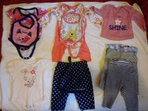 Baby girl clothing for Sale in Tampa, FL