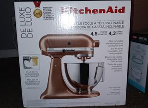 Kitchen Aid Limited Edition Pro Blender 4.5Pintz / 4.3Litrz for Sale in Independence, MO