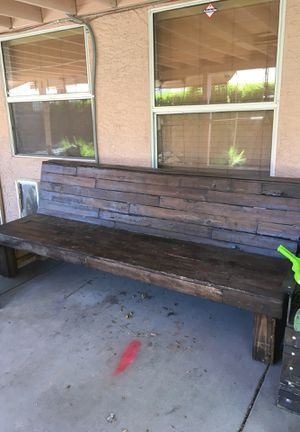 Two chairs and a Bench for Sale in Las Vegas, NV