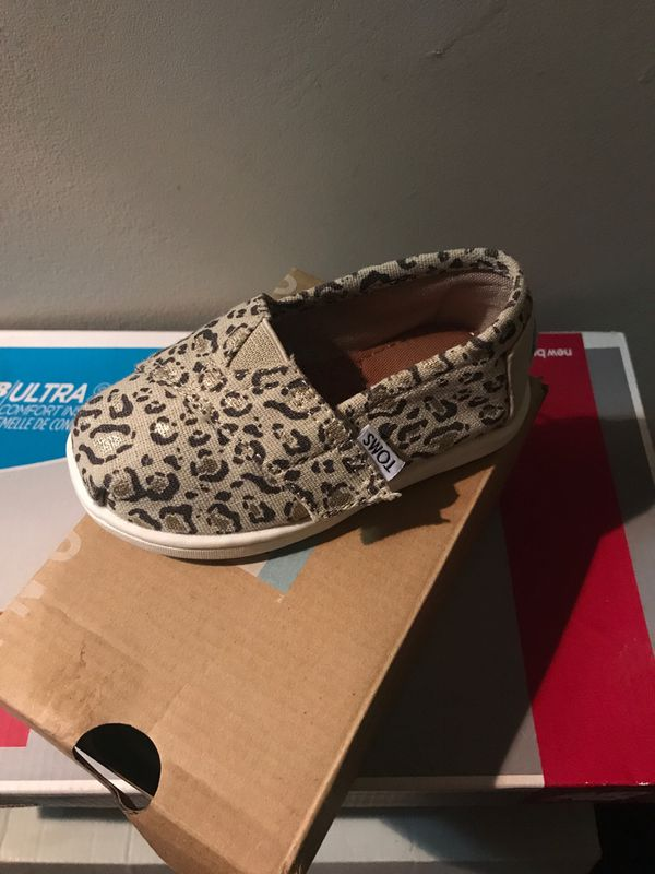 Baby size 7 toms