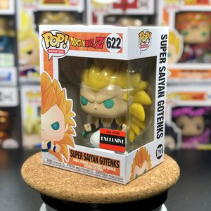AAA Anime Exclusive Funko Pop! Animation Dragonball Z Super Saiyan Gotenks for Sale in Seattle, WA