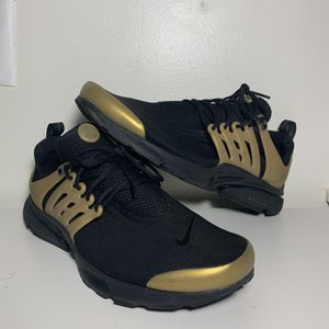 Nike air Prestos (gold and black) for Sale in Alexandria, VA