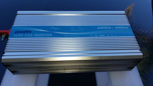 Pooxtra DC TO AC Power Inverter, Brand New for Sale in San Diego, CA