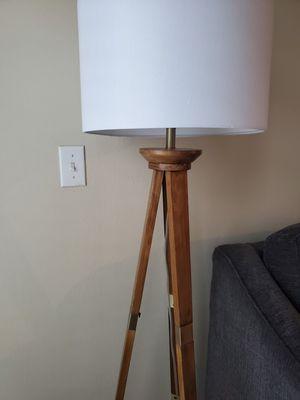Tripod floor lamp for Sale in Denver, CO