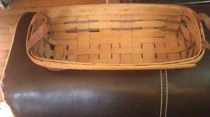 1992 Longaberger basket for Sale in Cleveland, OH