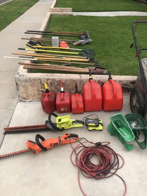 Hedge trimmers for Sale in Orange, CA