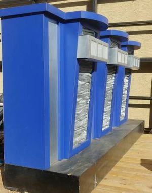 Custom made DJ Booth/Game Show Contestant Stand for Sale in Glendale, AZ