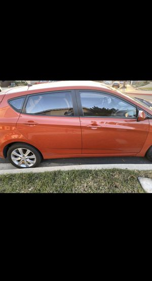 Hyundai Accent Hachback 2012 Salvage title for Sale in San Diego, CA
