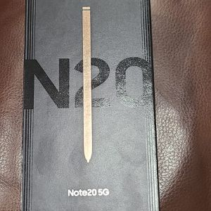 Samsung Galaxy Note20 5G 128GB SM-N981U Mystic Bronze T-Mobile, Metro Brand New for Sale in Queens, NY