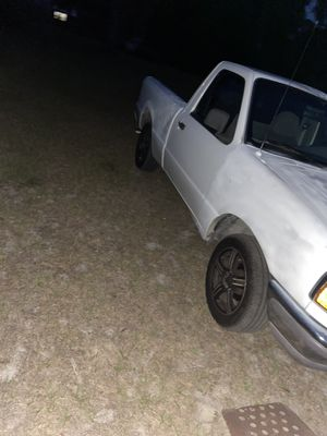 1997 ford ranger 2.3 5 speed runs and drives great doing some body work and having it painted $2500 obo Or possibly trade for Sale in East Palatka, FL