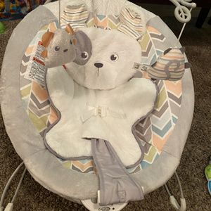 Fisher Price Baby Bouncer for Sale in Spring, TX