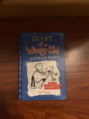 New diary of a wimpy kid book for Sale in San Diego, CA
