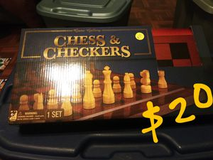 Chess game for Sale in Los Angeles, CA