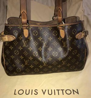 LOUIS VUITTION BAG..AUTHENTIC..GOOD CONDITION. HAVE VALUE DATE CODE for Sale in Arlington, TX