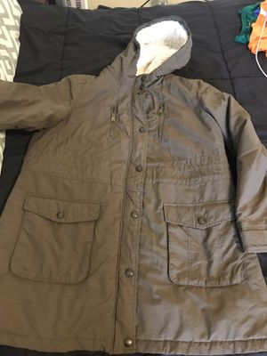 Ladies apt 9 Xl brown jacket coat for Sale in Taylors, SC