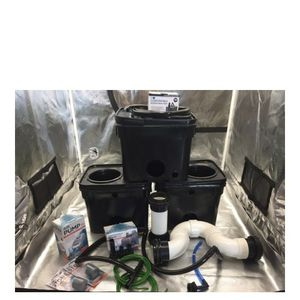 Pa Hydroponics Fallponic Dwc 13 Gal 2 Site System for Sale in Henderson, NV